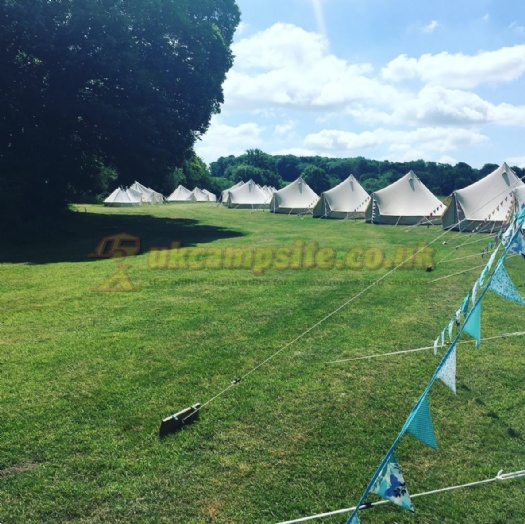 Chafford Park Camp Site , Tunbridge Wells Campsites, East