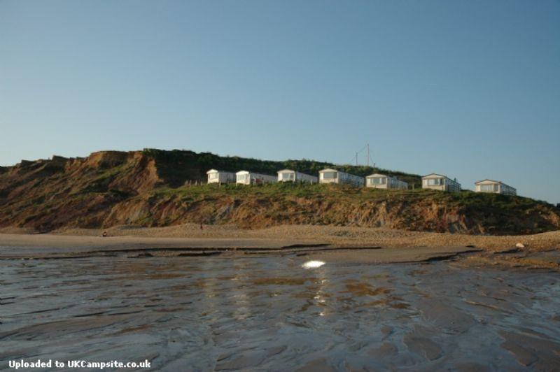 Grange Farm Brighstone Bay  Brighstone Campsites Isle Of Wight