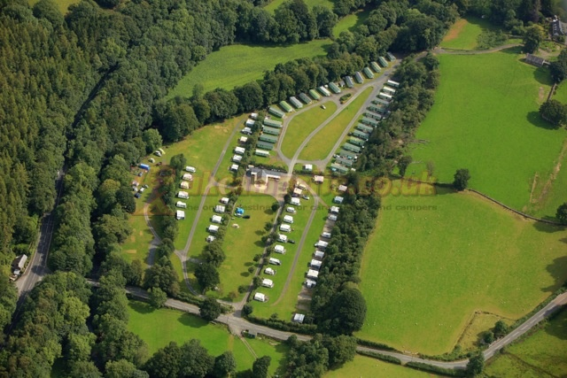 Dolgamedd Camping And Caravan Park Snowdonia , Dolgellau