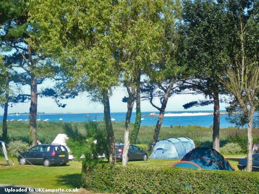 reviews of camping de port la chaine pleubian brittany campsite. Black Bedroom Furniture Sets. Home Design Ideas