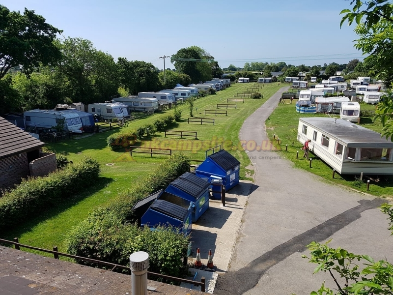 Hayling Island Campsite Reviews
