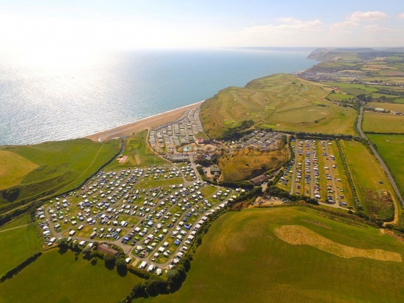 Reviews Of Freshwater Beach Holiday Park Bridport Dorset Campsite