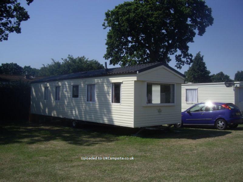 St Leonards Farm Caravan Camping Park Bournemouth Campsites
