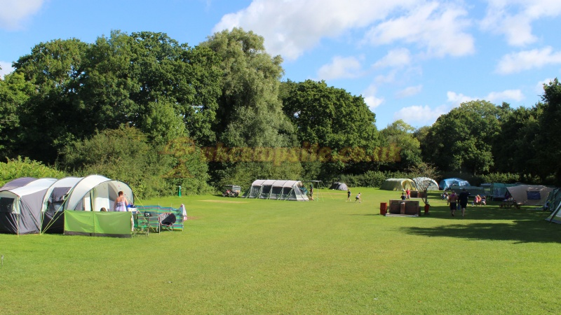 Reviews Of Wilksworth Caravan Park Wimborne Dorset Campsite