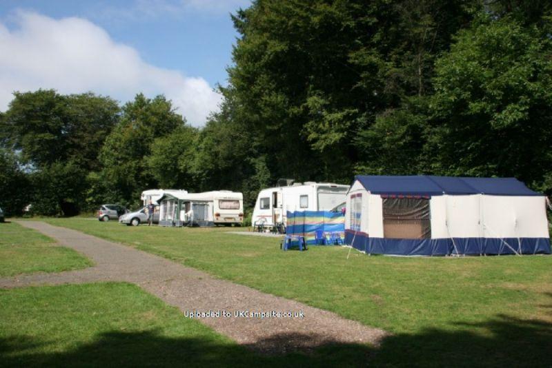 Availability calendar Forest Glade Holiday Park, Cullompton