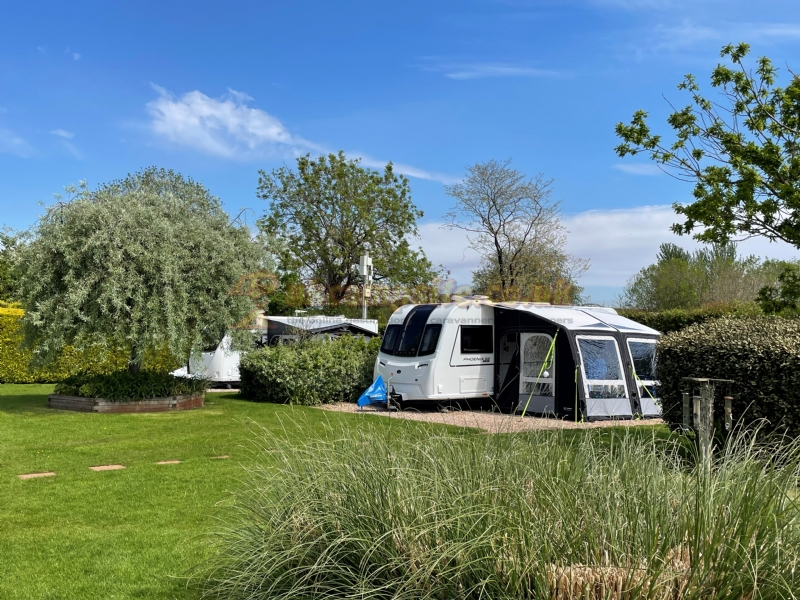 Ross Park Caravan Newton Abbot Campsites Devon South