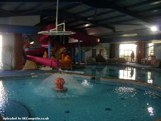 Harlyn Sands Holiday Park Padstow Campsites Cornwall