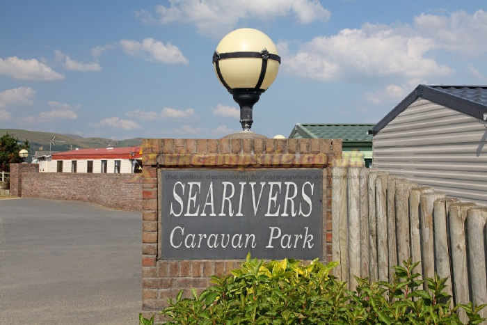 Awesome Searivers Caravan Park  Borth Campsites Ceredigion