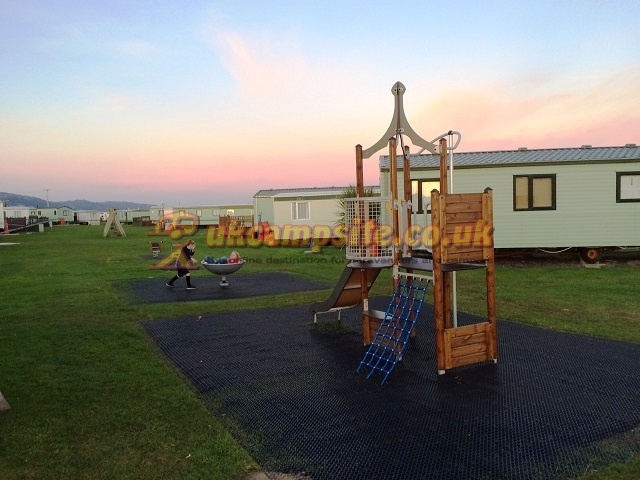 Model Searivers Caravan Park  Borth Campsites Ceredigion