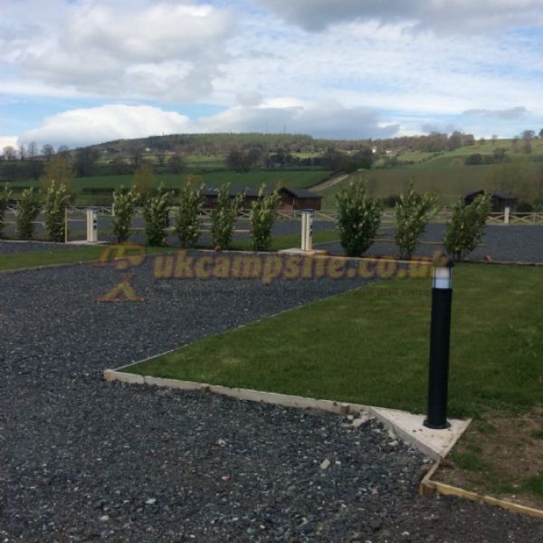 Foxfield Touring Park , Penrith Campsites, Cumbria