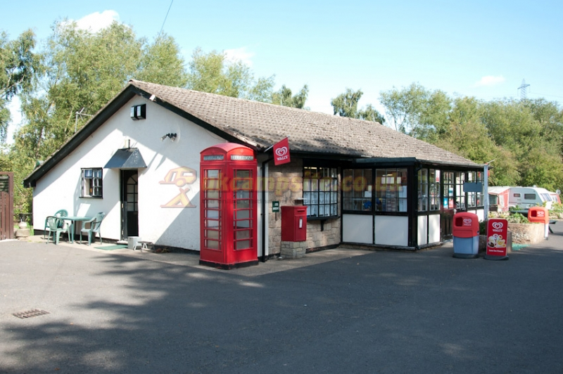 Sherwood Forest Camping >> Sherwood Forest Holiday Park Mansfield Campsites Nottinghamshire