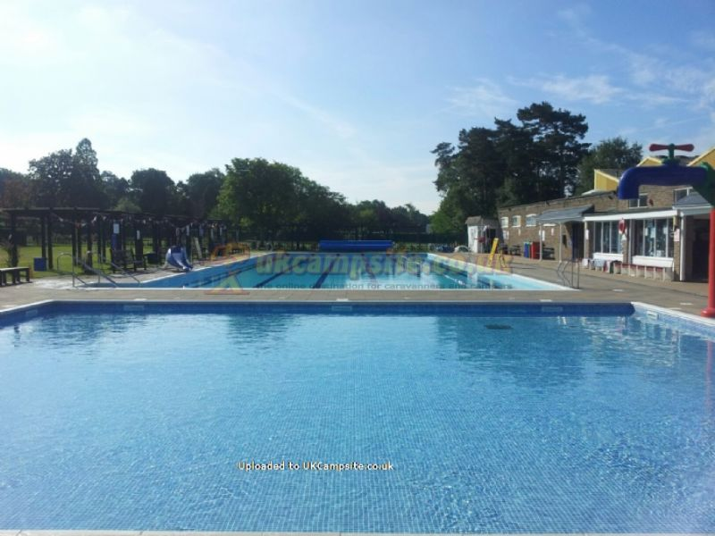 Spa Pool Woodhall Spa Pool