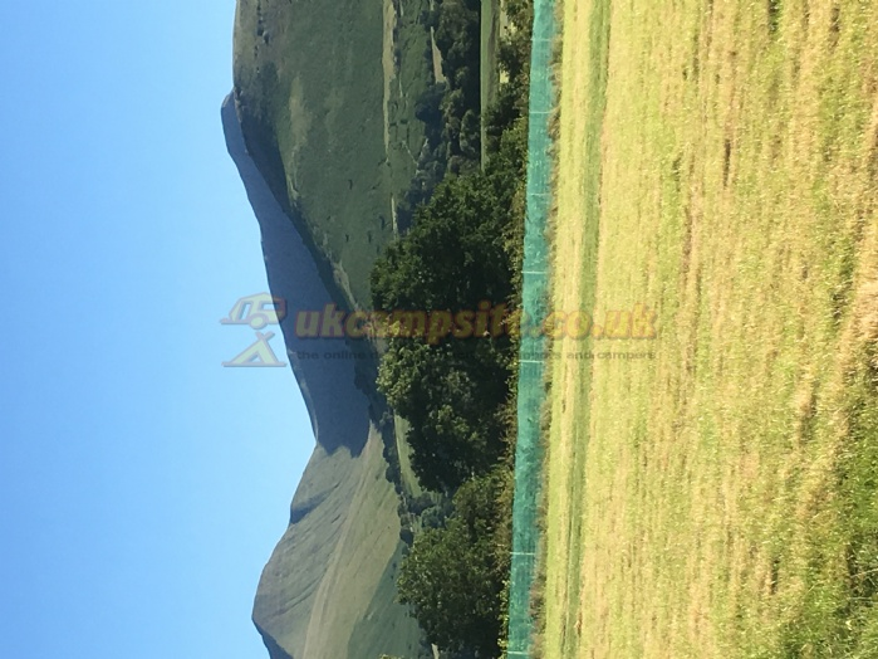 Cefn Cantref Campsite Brecon Campsites Powys