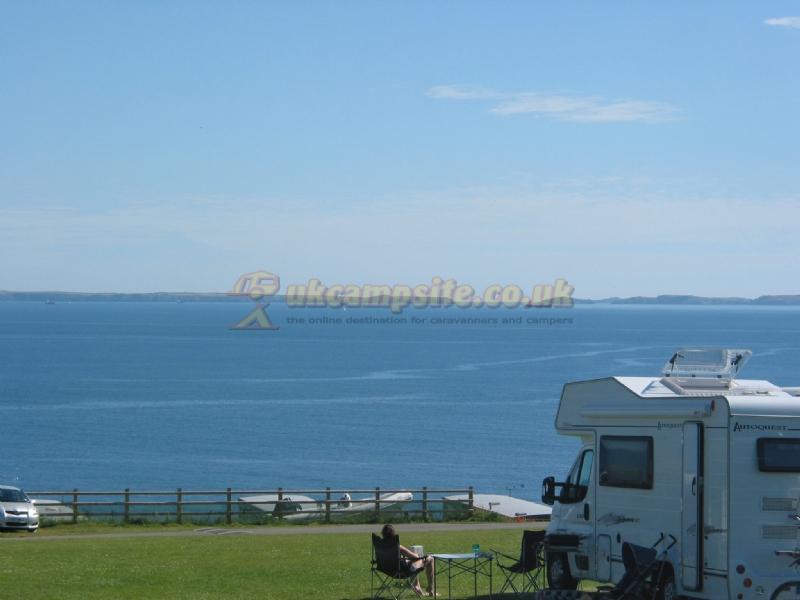 Caerfai Bay Caravan & Tent Park