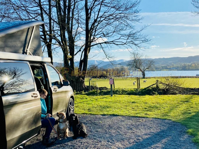 Touring Caravan Sites  The Camping and Caravanning Club