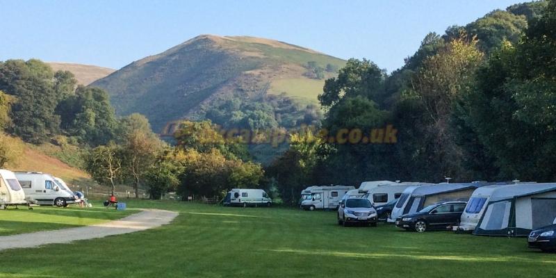 Small Batch Camp Site , Church Stretton Campsites, Shropshire