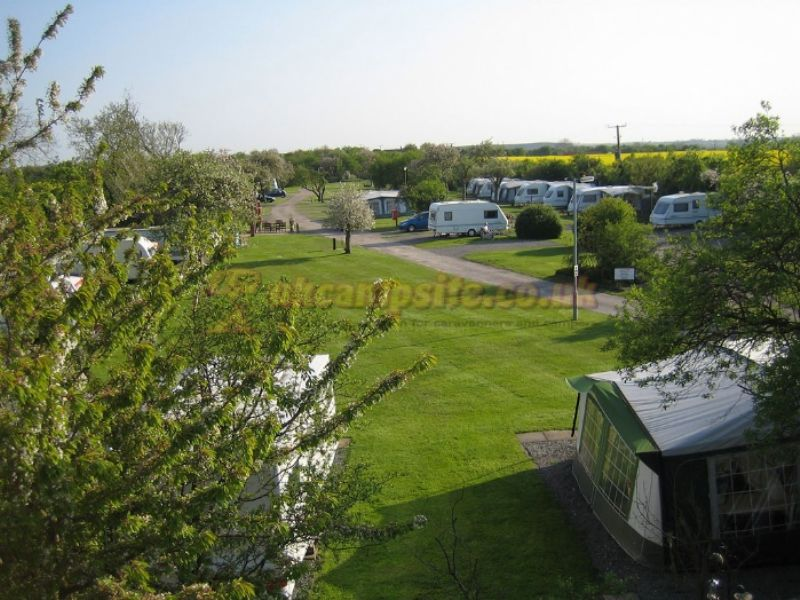 Orchard park caravan and camping park newark campsites for Orchard park