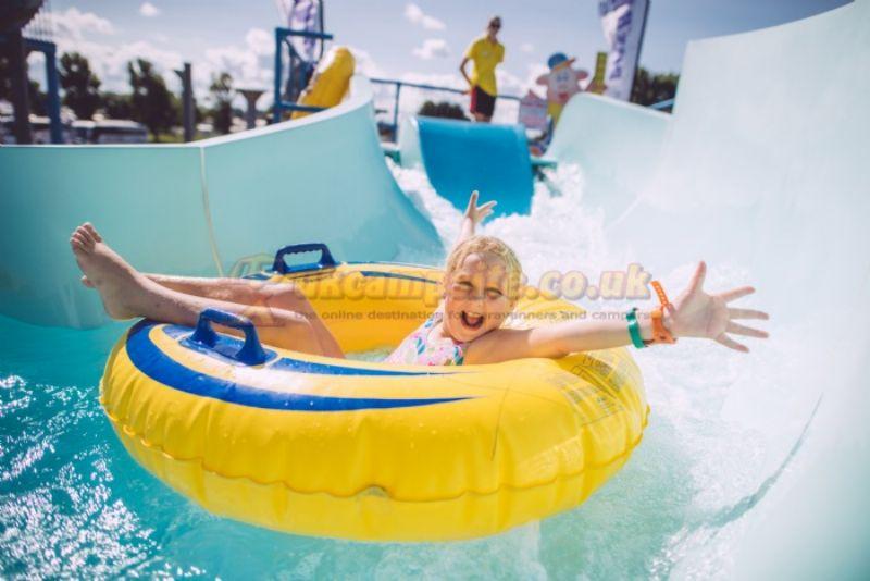 Holiday Resort Unity Brean Sands Campsites Somerset
