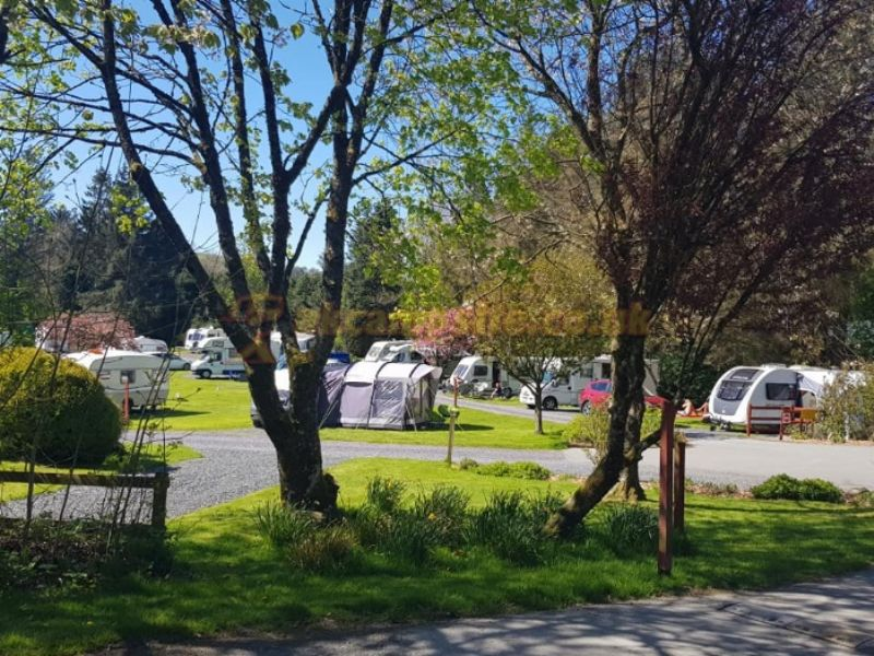 Pen Y Bont Caravan And Camping Park