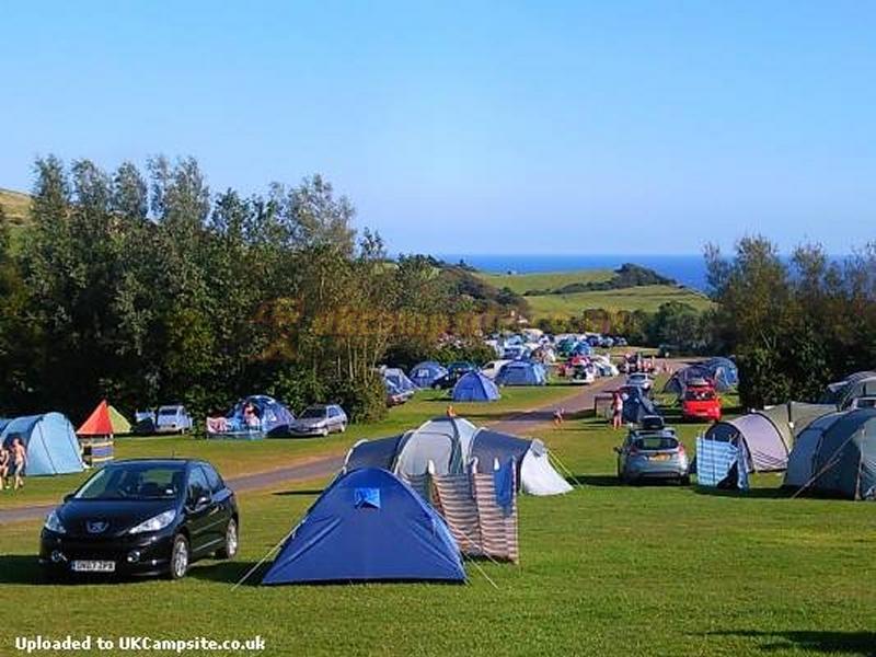 Camping weymouth
