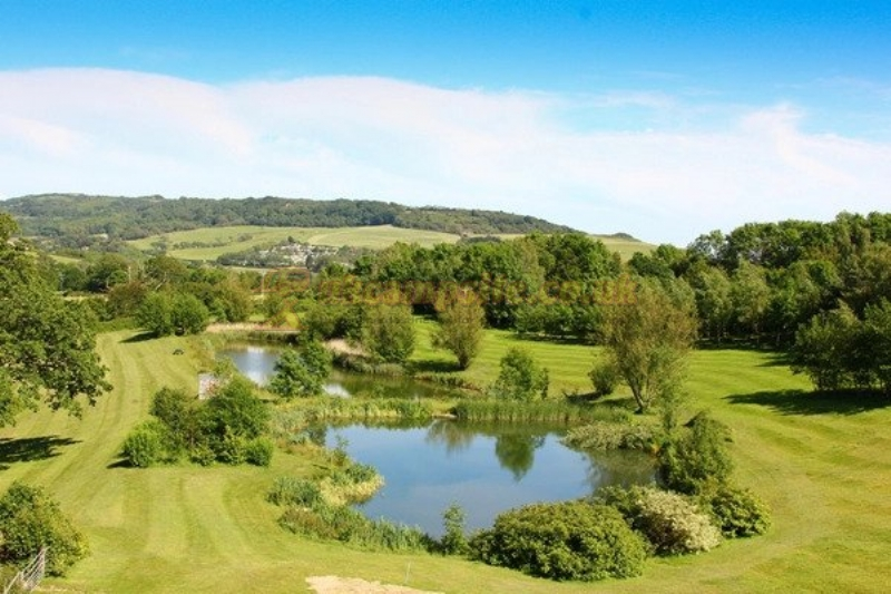 Reviews of wood farm caravan camping park charmouth dorset campsite for Caravan sites in dorset with swimming pool