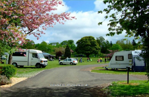 Elegant Caravan Hire Near Edinburgh In East Lothian Scotland United Kingdom