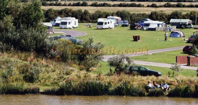 Northam Farm Holiday Park Burnham On Sea Campsites Somerset