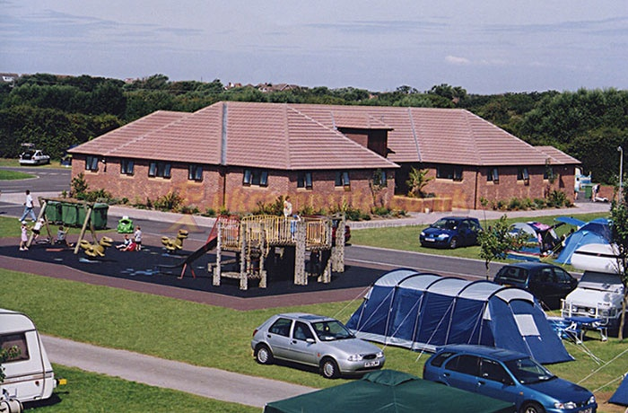 Northam Farm Holiday Park Burnham On Sea Campsites Somerset