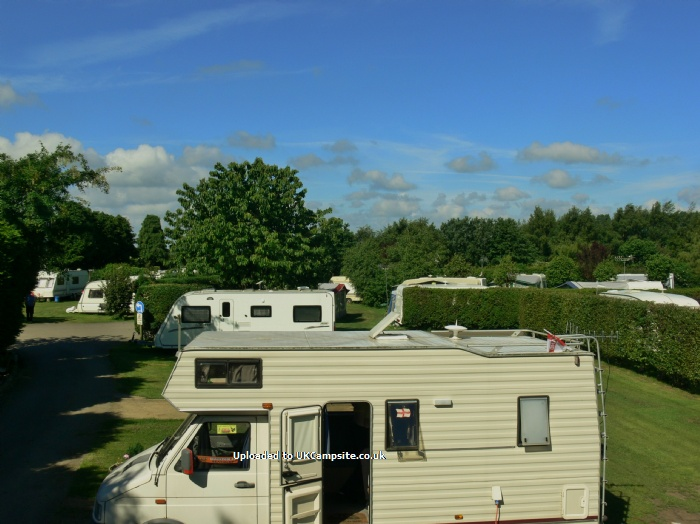 Map And Location Details Of Arosa Caravan And Camping Park Scarborough