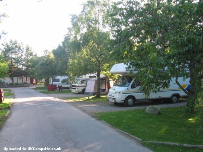 Unique UK Private Static Caravan Holiday Hire At Boat Of Garten Aviemore