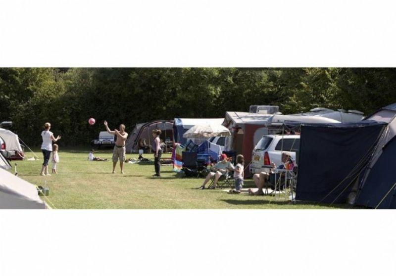 Adgestone Camping And Caravanning Club Site  Adgestone Campsites