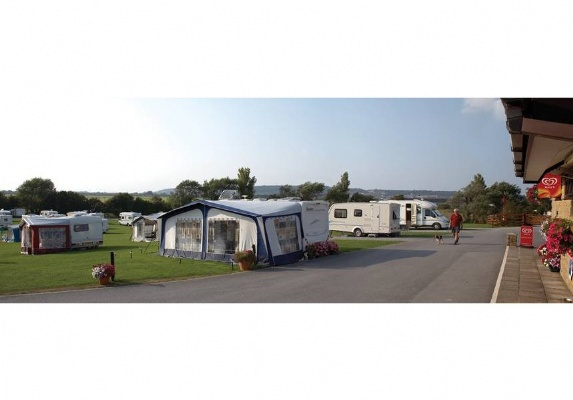 Weston Super Mare Camping And Caravanning Site Weston Super Mare Campsites Somerset