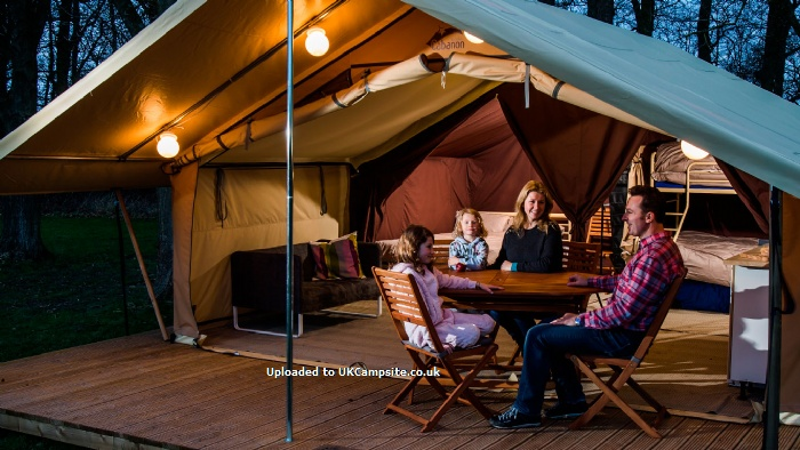 PUBLIC METHODS & Veryan Camping And Caravanning Club Site  Truro Campsites Cornwall