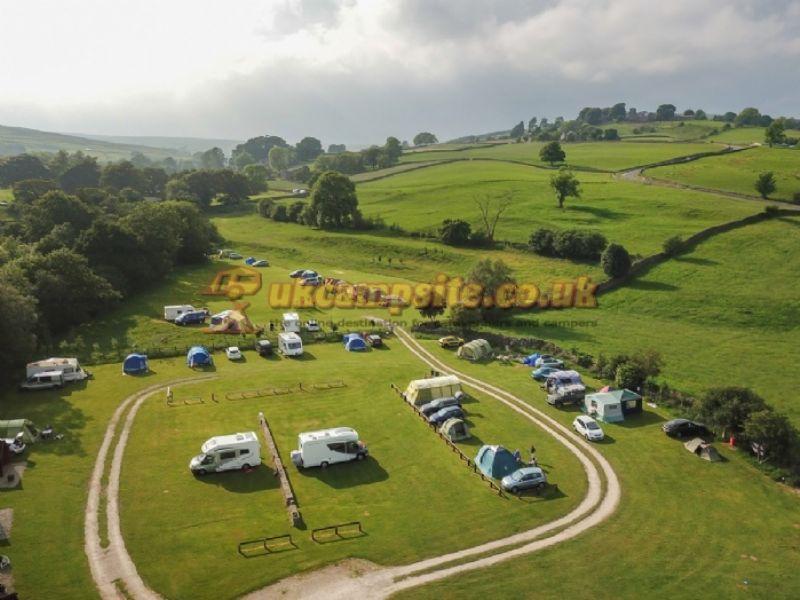 Scabba wath campsite