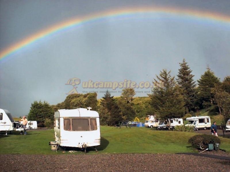 Original Oban Caravan And Camping Park Oban Argyll  Pitchupcom