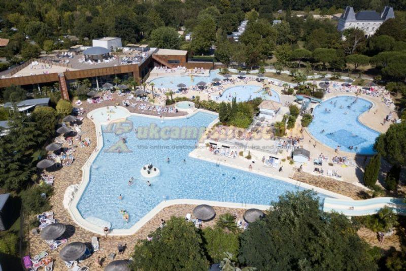 Reviews Of Camping Sequoia Parc Saint Just Luzac Poitou