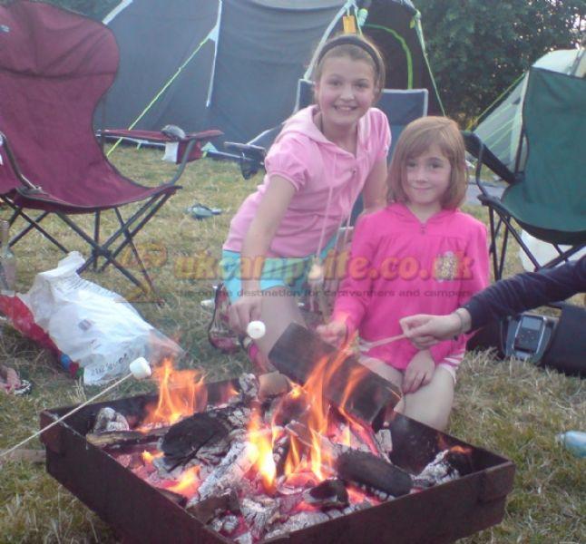 Stubcroft Farm Campsite , Chichester Campsites, West Sussex