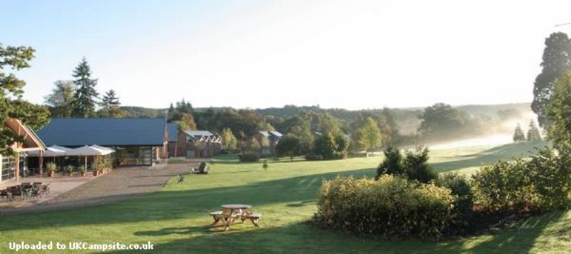 Perfect  For The Motorhome Area Deanwood Caravan And Campsite Forest Of Dean