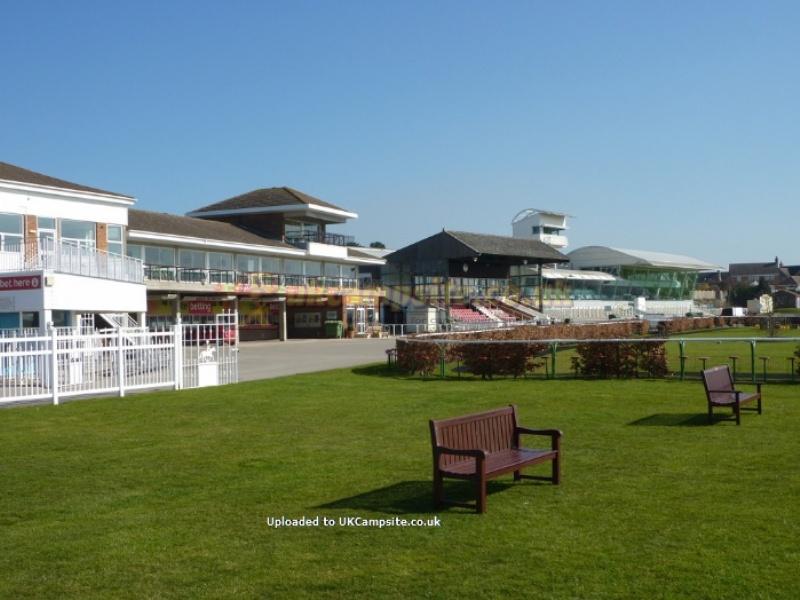 Stratford On Avon Racecourse Touring Park Stratford Upon Avon Campsites Warwickshire