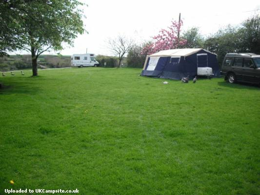 Cwrt Mawr Camping Certificated Site