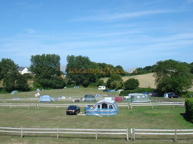 Upton Manor Farm Camp Site