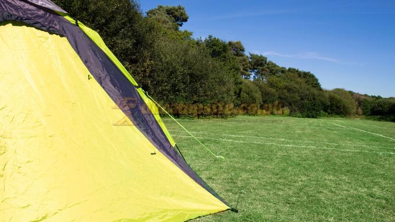Oakdene Forest Park  Ringwood Campsites Hampshire