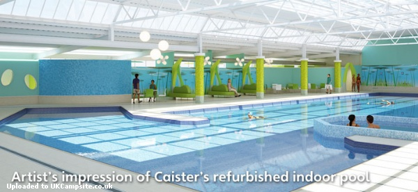 Caister on sea holiday park haven holidays great yarmouth campsites norfolk Public swimming pools norfolk
