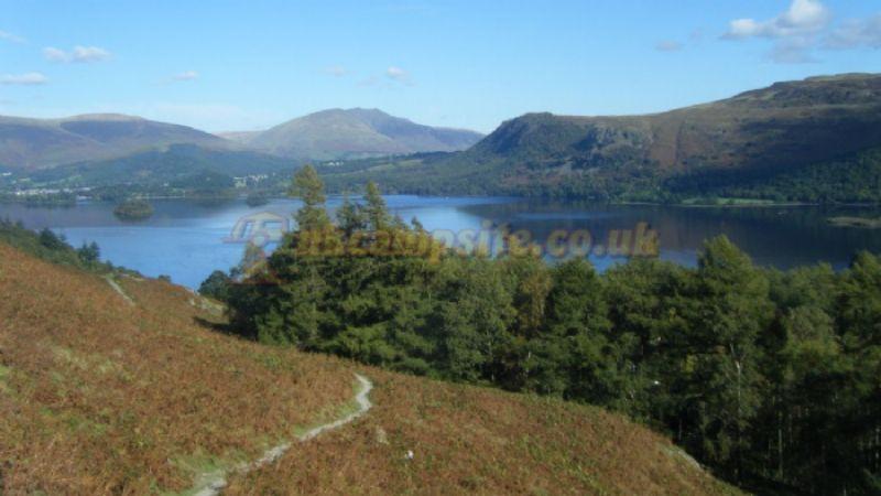 The Quiet Site  The Lake District Campsites Cumbria