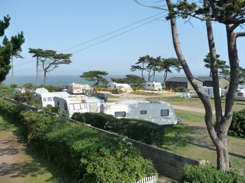 Beach View Holiday Park Suffolk