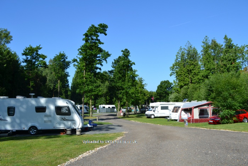 Touring Caravan Sites Isle Of Wight