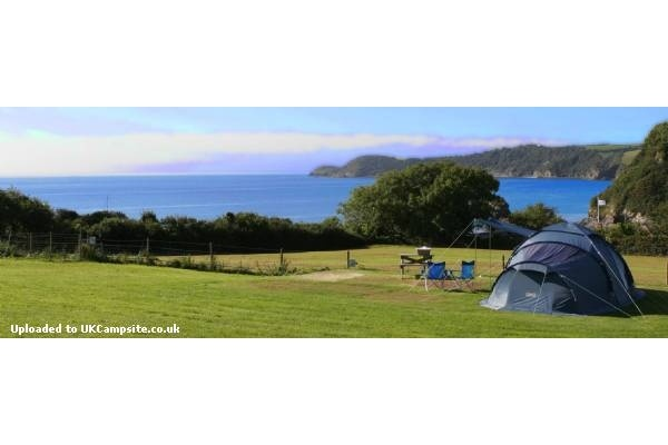 Broad meadow house st austell campsites cornwall for Meadow house