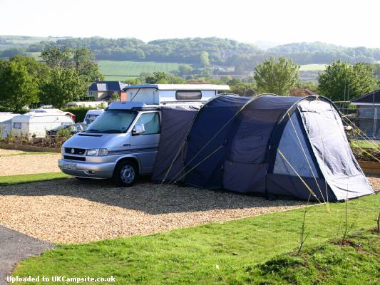 Adult only campsites in Devon