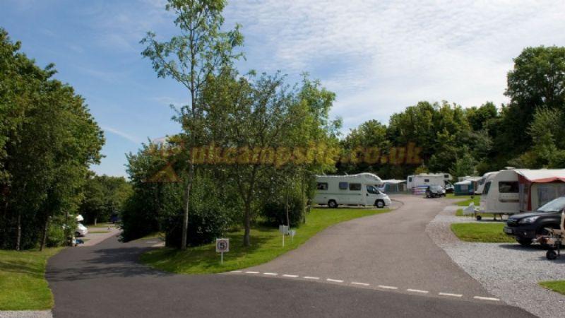 Reviews Of Minehead Caravan And Motorhome Club Site