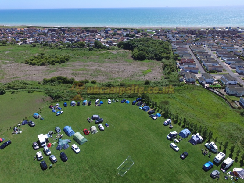 The Barn Caravan Park , Brighton Campsites, West Sussex